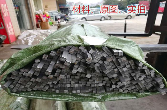 冷拔方钢产品