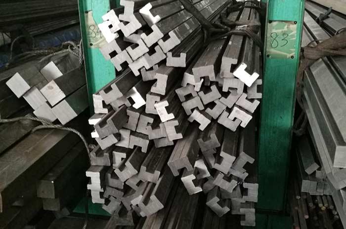 冷拔异型钢定做案例3